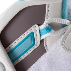Damesschaatsen Fit 3 wit/lichtblauw - 143865