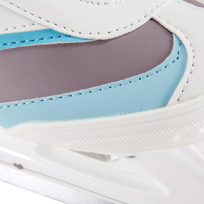 Schaatsen Fit 3 wit blauw