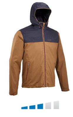 veste imperméable quechua