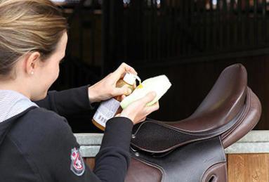 cuir pour selle de cheval