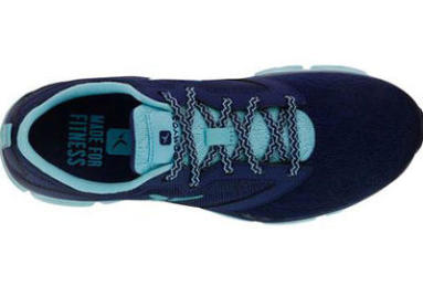chaussure femme bleu turquoise