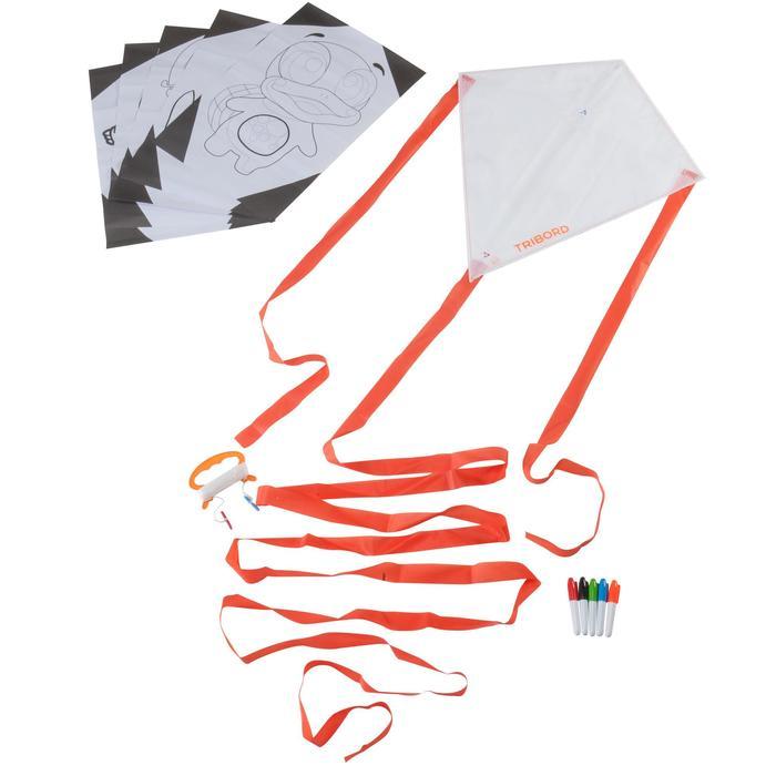 Cerf volant Monofil My Kite à décorer soi meme - 143907