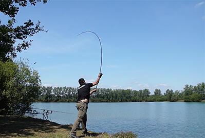 Comment choisir son fil pour la pêche de la carpe ?