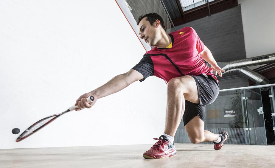 Hoe kies ik mijn squashbespanning?