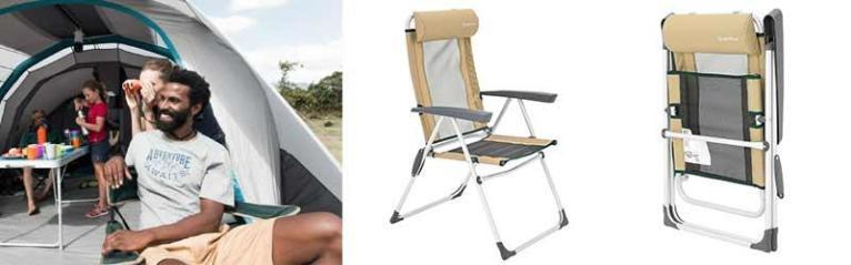 grande chaise de camping