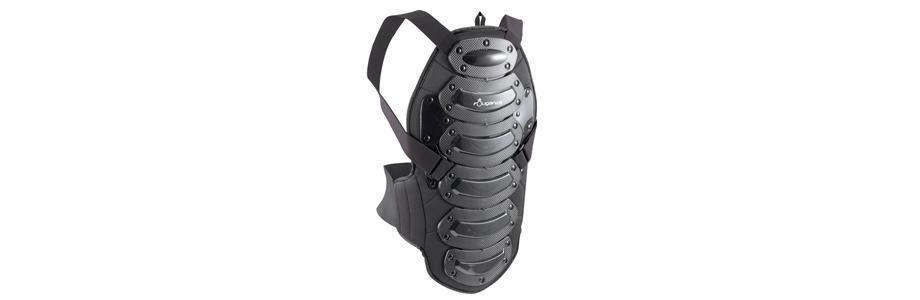 protection dorsal equitation fouganza noir