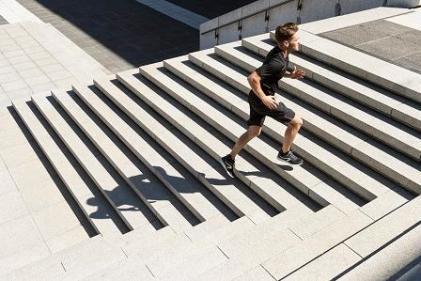 gewicht_invloed_running_man