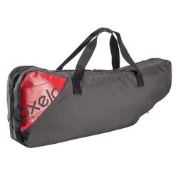 Scooter-Tasche Town Bag Mini schwarz/rot