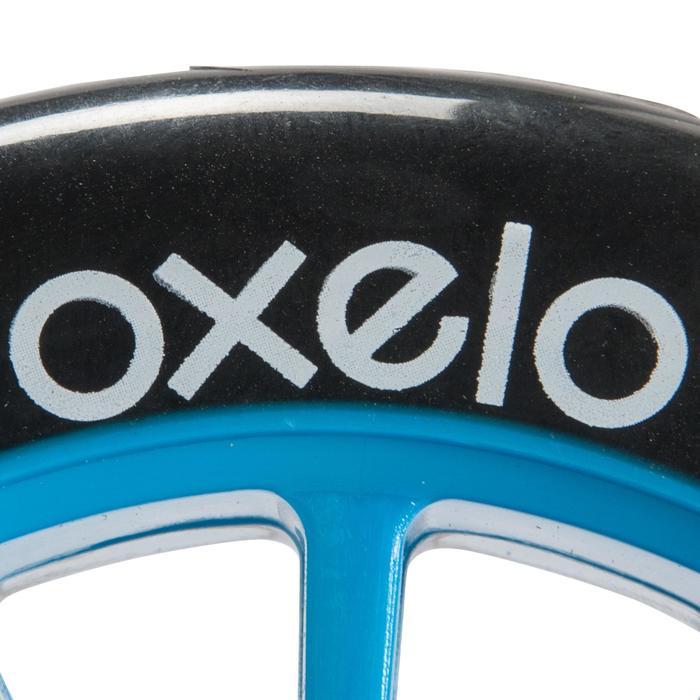 1 roue trottinette 125mm avec roulements noire - 144014