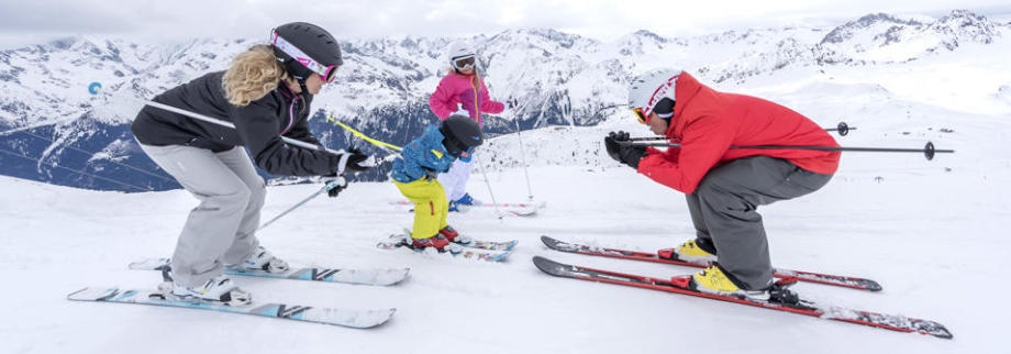 ski kinderen