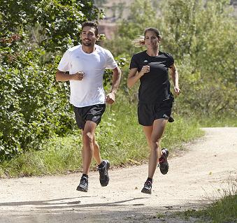 running en duo