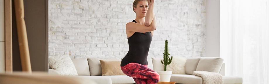 Dynamische yogavormen