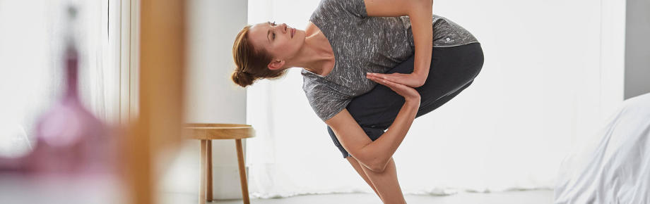 zachte of ontspannende yoga