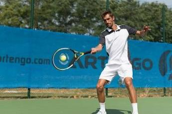 tennis concentration