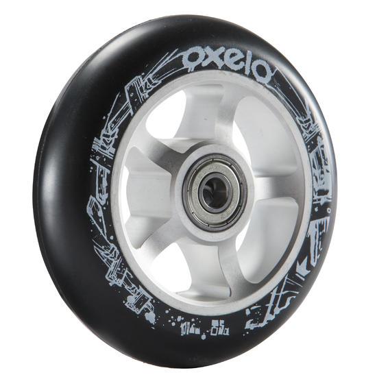 aluminium wiel voor freestyle step 100 mm - 144044
