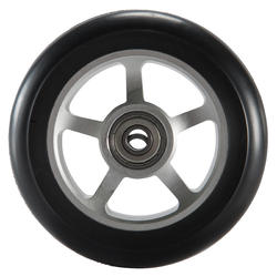 100 mm Alu PU Scooter Wheel - Black