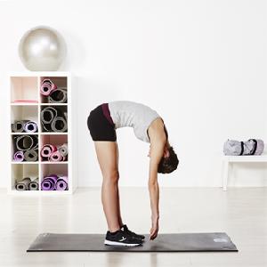 exercice flexion avant