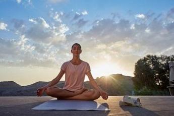 Yoga, topsport voor concentratie