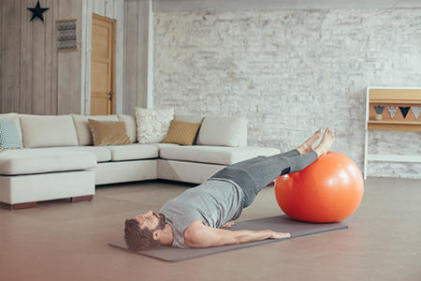 rugpijn pilates