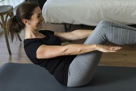 lichaam strakker danzij pilates