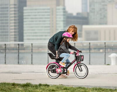 CYCLING | HOW TO TEACH YOUR CHILD TO RIDE A BIKE?