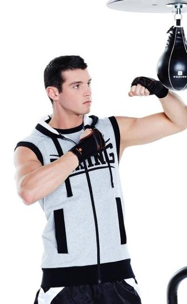 homme entrainement boxe anglaise