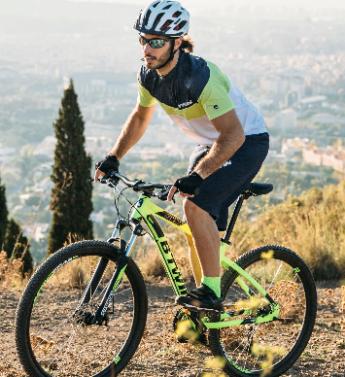 Voordelen mountainbiken Cardiovasculaire spiertraining