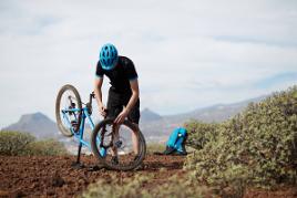 Vijf Tips mountainbike lek repareren