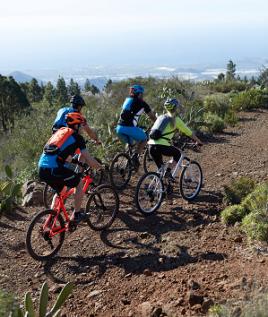 veelzijdige mountainbike initiatie