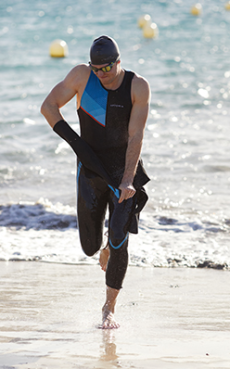 triathlon équipement natation