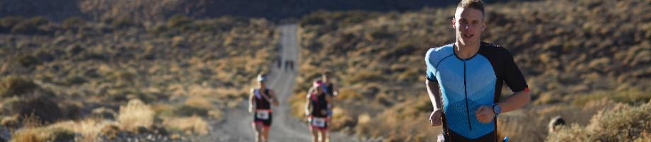 Eerste triatlon afstand