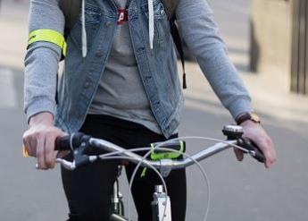 utilisation des freins vélos en ville