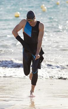 triatlonuitrusting zwemmen