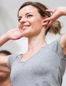 femme fitness pilates