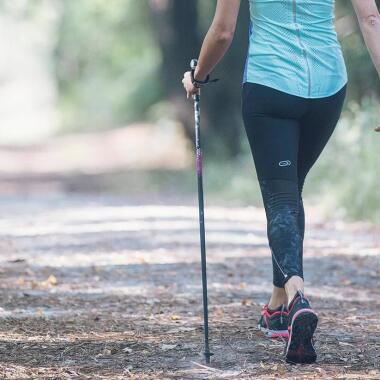 5 typische Irrtümer von Nordic Walking-Einsteigern