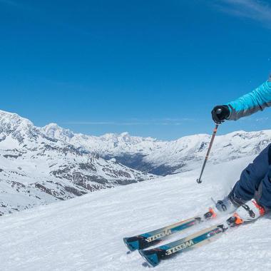 Wedze Skischuh