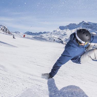 Die richtige Wahl des Snowboards