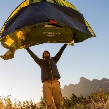 Die richtige Wahl des Campingzelts