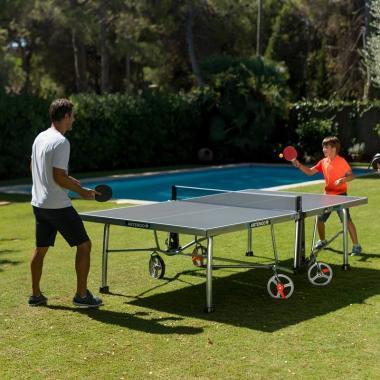 Welche Tischtennisplatte Outdoor?