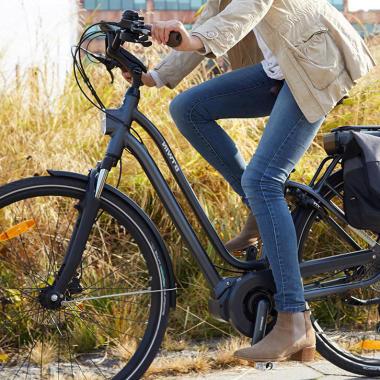 Ein wiederaufladbares Fahrrad! Die Vorteile des Elektrofahrrads
