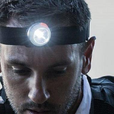 Die richtige Wahl der Stirnlampe