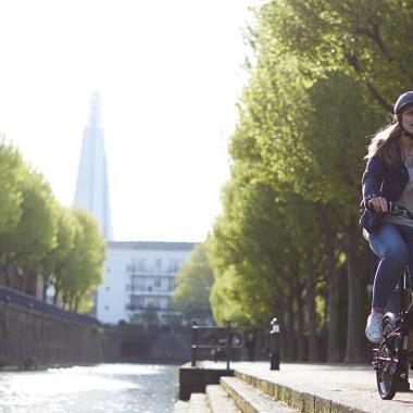 Fahrradfahren steigert das Wohlbefinden