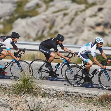 Wie bereitet man sich auf sein erstes Radrennen vor?