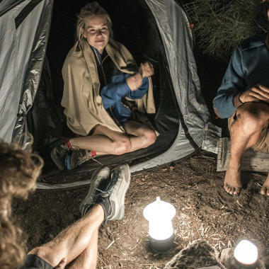 Die richtige Wahl der Campinglampe