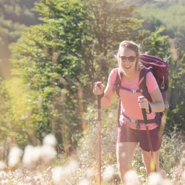 Entdecke das Wandern