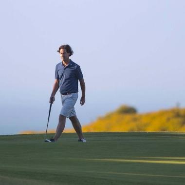 Körperliche Vorbereitung zum Golfspielen