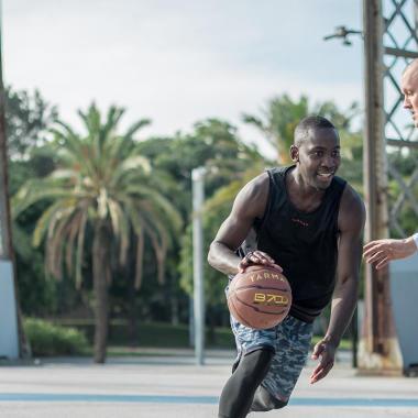 Tarmak: Die neue Basketballmarke von Decathlon