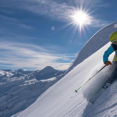 Entdecke das Freeride-Skifahren