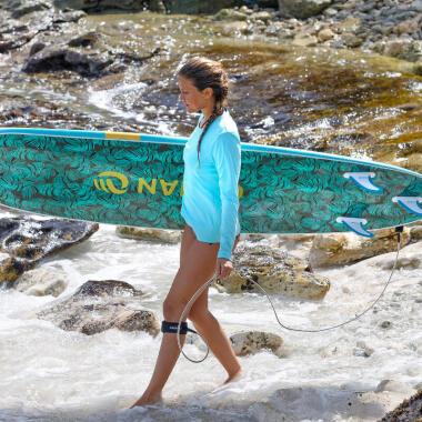 Wie kann ich alleine Surfen lernen?