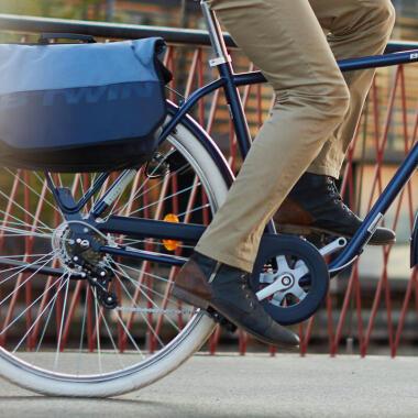 Die richtige Pflege meines Stadtrads